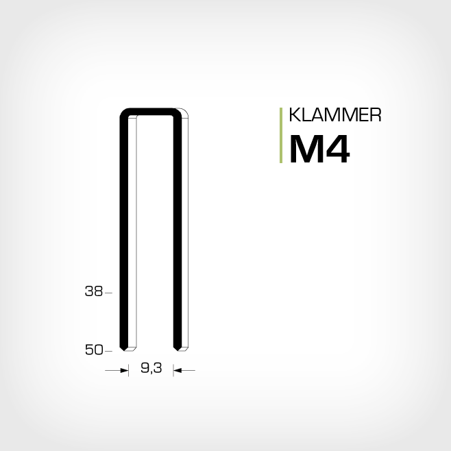 klammer m4
