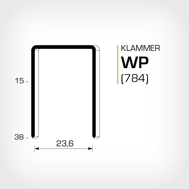 Klammer WP och JK784