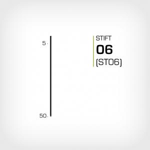 Stift 06 (ST06) för Stiftpistol