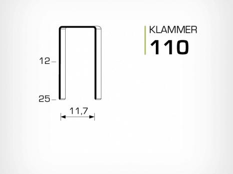 Klammer 110