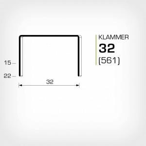 Klammer 32 och JK561
