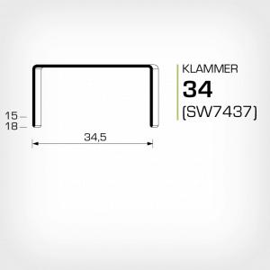 Klammer 34 och SW7437