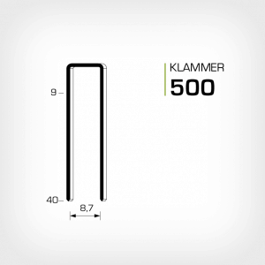 Klammer 500 haubold