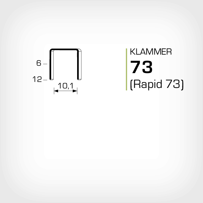 Klammer 73 Rapid