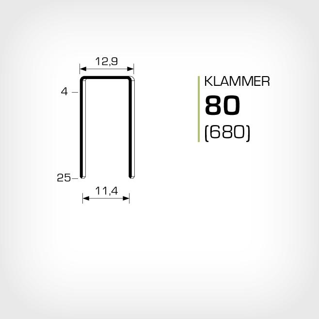 Klammer 80 och JK680