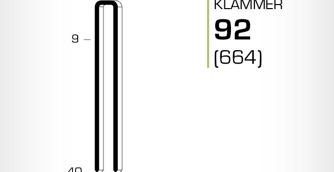 Klammer 92