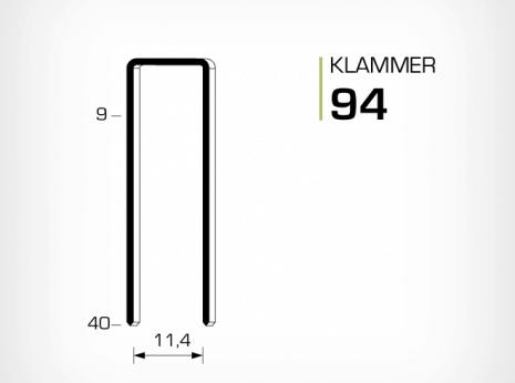 Klammer 94