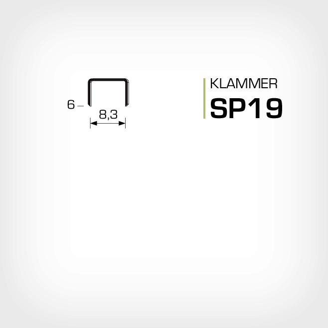 Klammer SP19