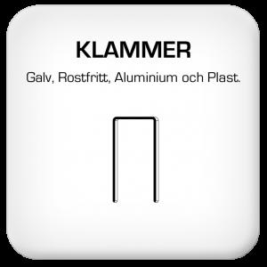 Klammer till klammerverktyg