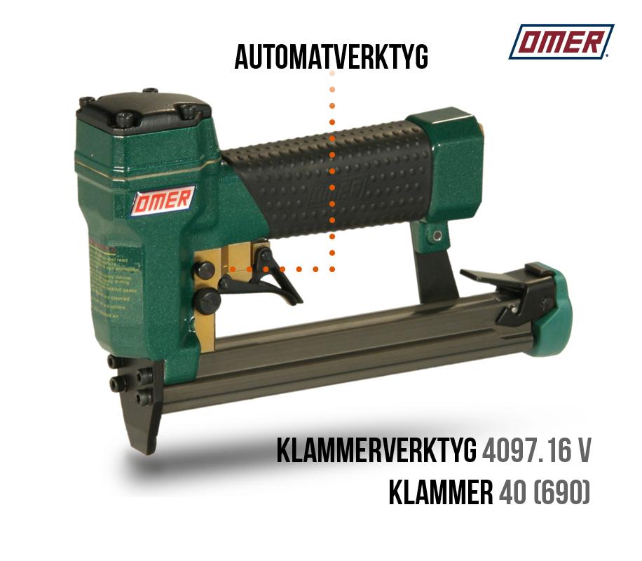 klammerverktyg 4097.16 v automatverktyg 690
