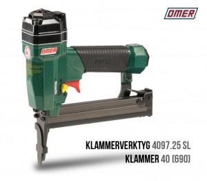 klammerverktyg 4097.25 sl lång nos 690