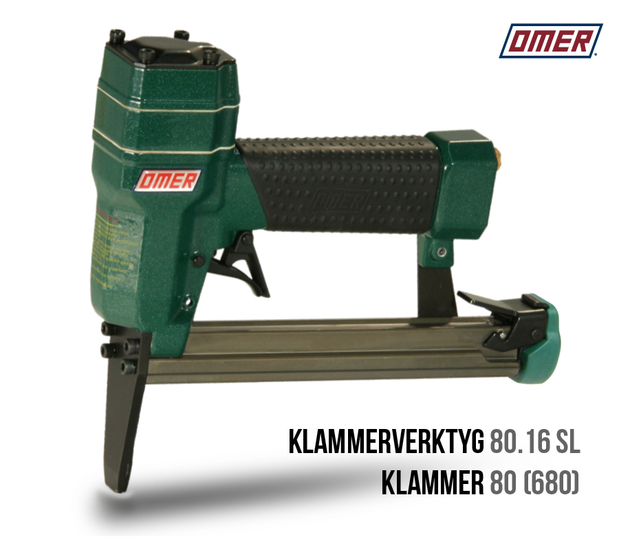 klammerverktyg 80.16 SL lång nos 680
