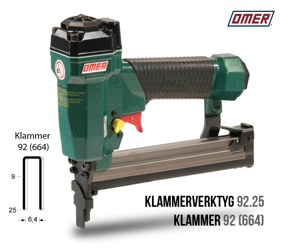 Klammerverktyg 92.25 för klammer 92 eller 664