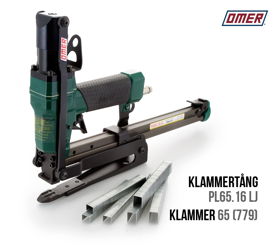 Klammertång PL65.16 LJ för klammer-65 eller 779