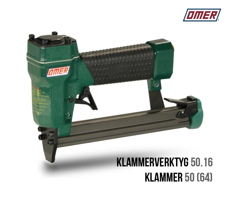 Klammerverktyg 50.16 klammer 50 eller jk64