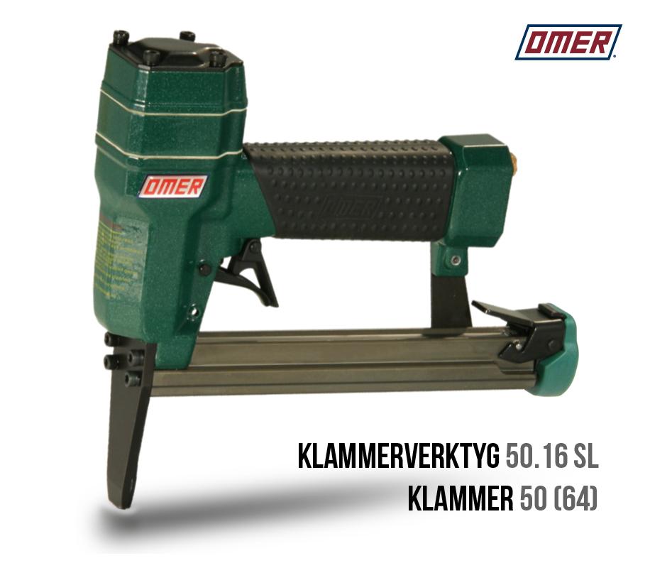 Klammerverktyg 50.16 sl lång nos klammer 50 eller jk64