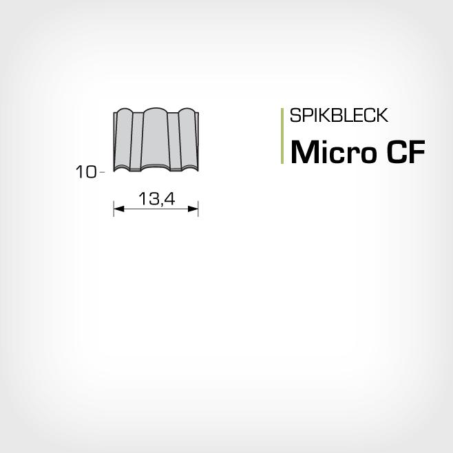 Spikbleck Micro CF från omer